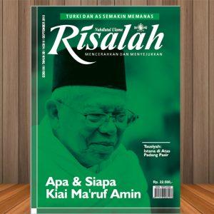Majalah Risalah NU Edisi 86