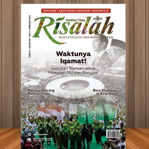 Risalah NU Edisi 91, Februari 2019